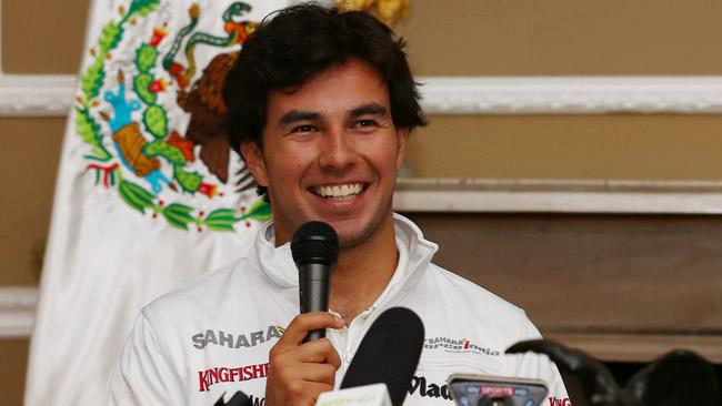 Perez a favore del punteggio doppio nell'ultimo Gp