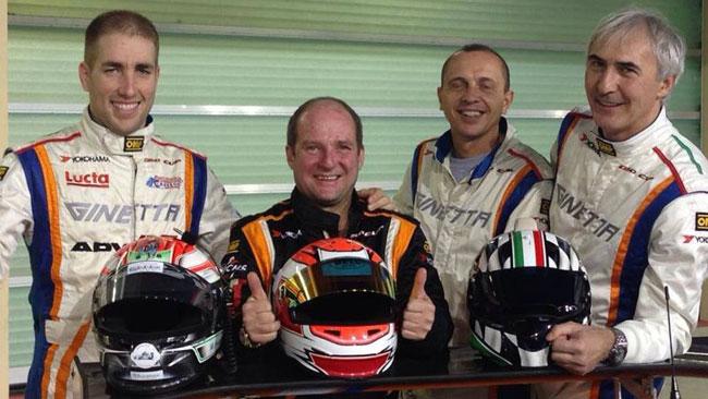 Gulf 12 Hours: vittoria di classe per la Nova Race