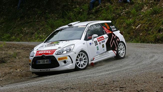 Il Junior WRC passa da Ford a Citroen nel 2014