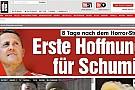 Schumacher: per la Bild è fuori pericolo di vita