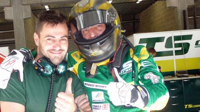 La TS Corse raddoppia nella stagione 2014
