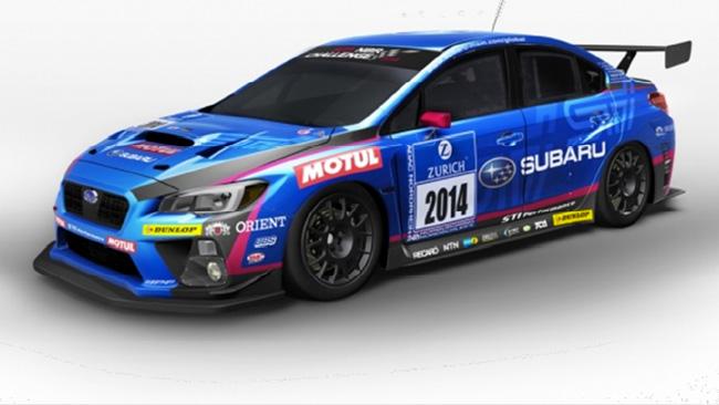 La Subaru alla 24 Ore del Ring con la WRX STI