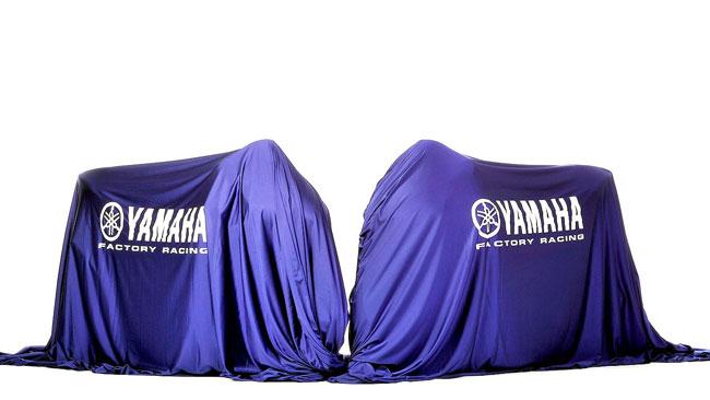 Domani la Yamaha presenta la nuova livrea delle M1