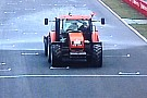 Test a Jerez: pioviggina, ma si bagna la pista