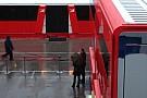 Test a Jerez: piove ma si inizierà a girare lo stesso...