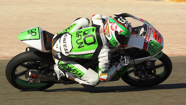 Valencia, Day 1: Antonelli al top, italiani ok!