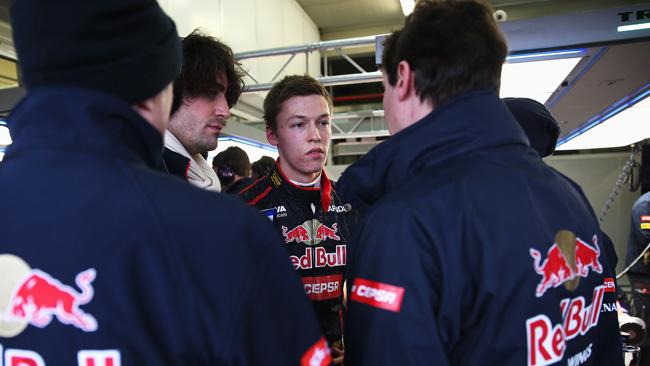 Toro Rosso: ieri il secondo filming day a Misano