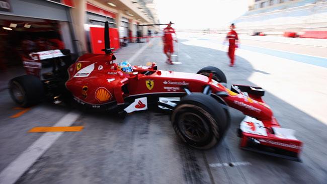 Bahrein, Day 1 (Ore 17): Alonso sale al secondo posto