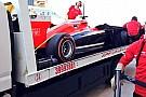La Marussia sostituisce il suo V6 turbo Ferrari