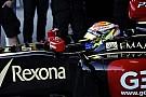 Bahrein, Day 4 (Ore 14): Maldonado scopre la Lotus