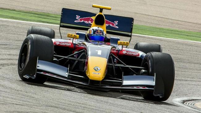 Aragon, Day 2: Sainz Jr si prende la vetta del gruppo