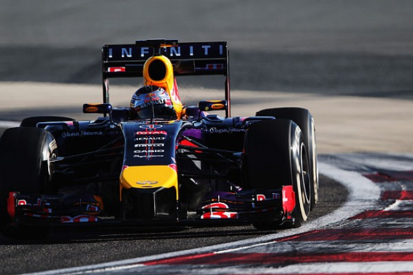 La Red Bull resta in Bahrein per il filming day