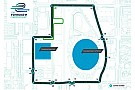 Ecco il circuito cittadino di Pechino per la Formula E