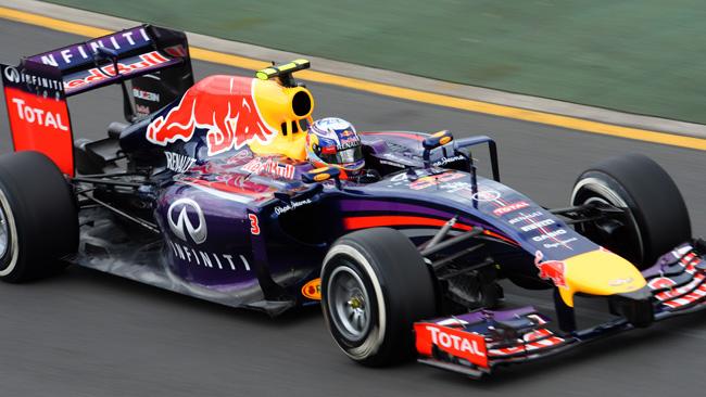 Melbourne, Q1: Ricciardo in vetta a sorpresa