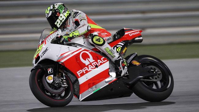 Un problema tecnico ha rallentato Iannone in Q2