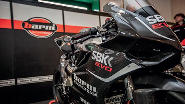 Tre wild card con la Ducati EVO per il Barni Racing