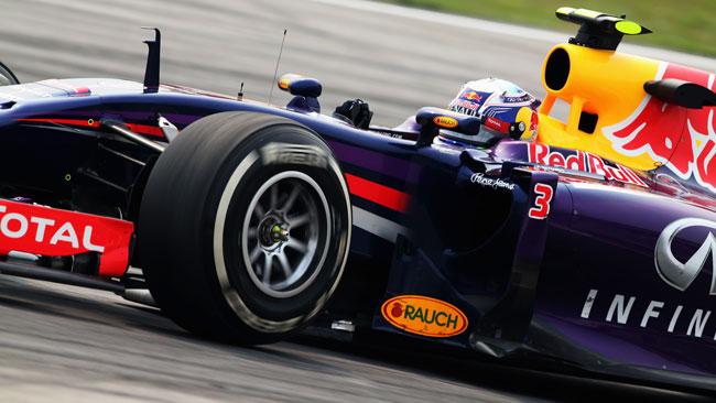 Ancora problemi con il flussometro per la Red Bull