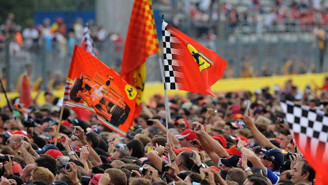I tifosi della Ferrari bocciano la nuova Formula 1