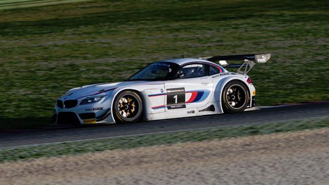 Servono 700 ore per assemblare una BMW Z4 GT3!