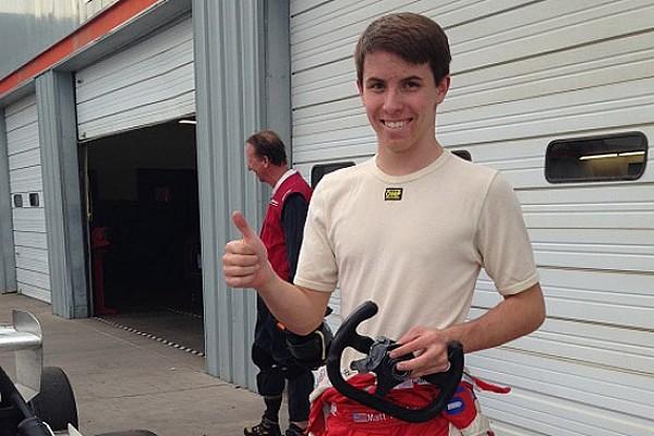 Matt McMurry: un 16enne che sogna Le Mans!