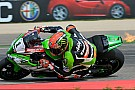 Aragon, Superpole: Sykes guida la doppietta Kawasaki