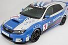 La Subaru WRX STI della JRM a Mark Higgins