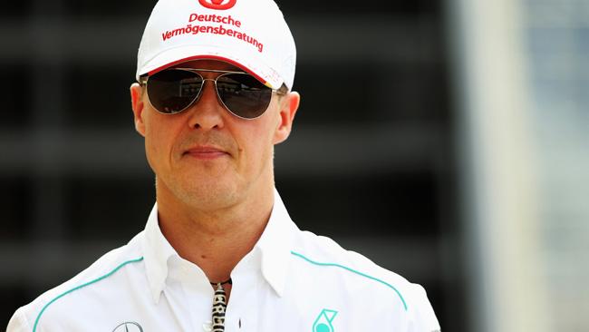 Schumacher denunciato per un incidente stradale