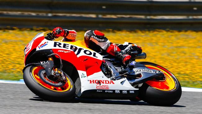 Test Jerez, Ore 12: Marquez in fuga anche oggi