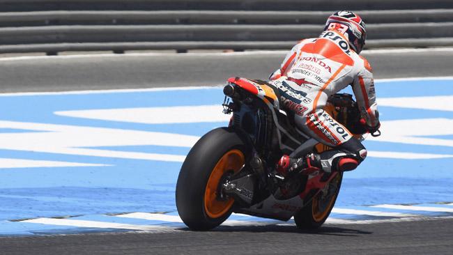 Marquez prova a battere anche Hailwood a Le Mans