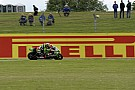 Indicazioni positive per la Pirelli a Donington Park