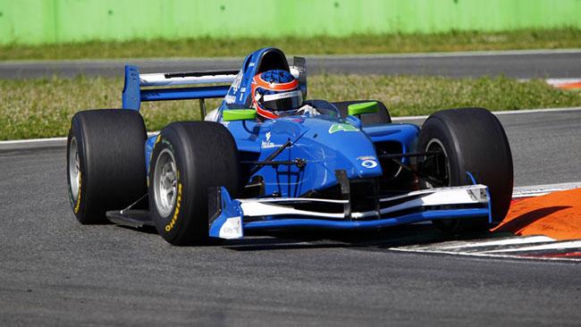 Nelle Libere 2 di Monza svetta Andrea Roda