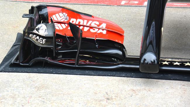 Lotus: c'è l'ala anteriore da... basso carico