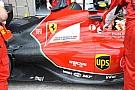 La Ferrari modifica le pance e il cofano motore