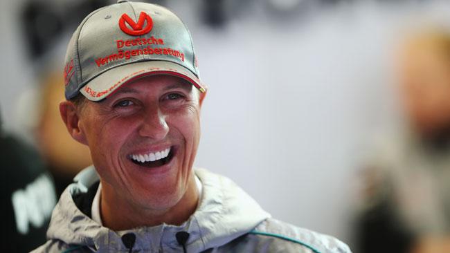 Michael Schumacher è uscito dal coma!