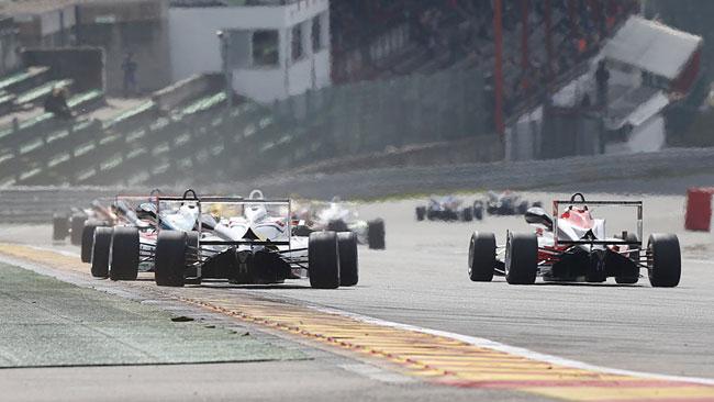 LA FIA lancia una nuova serie mediorientale di F3