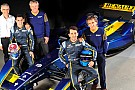 La e.dams schiera Sebastien Buemi e Nicolas Prost