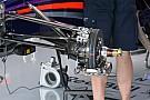 Red Bull Racing: la RB10 senza i mozzi soffianti