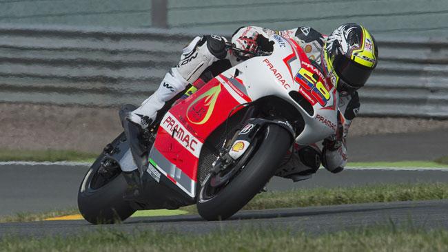 Hernandez sogna una Ducati GP15 per il 2015