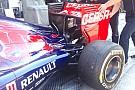 Toro Rosso: rivista la sospensione posteriore