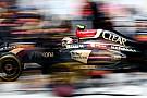 Lotus dovrà pagare il motore Mercedes in anticipo