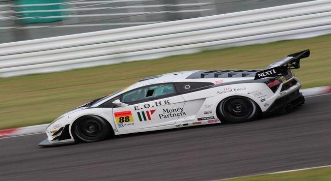 Lamborghini Gallardo padrona nella 300 Km di Sugo