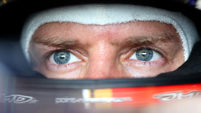 Vettel regala una Ferrari California al padre