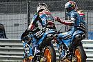 Brno, Libere 2: Marquez precede Rins