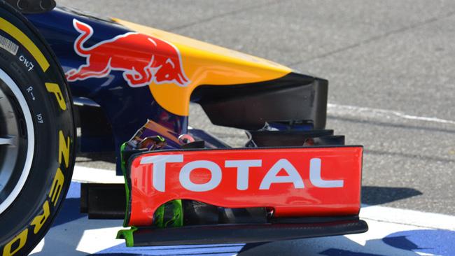 Toro Rosso a Singapore con un muso tipo RB10?