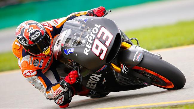 Test a Brno (ore 18): Marquez mette il suo sigillo