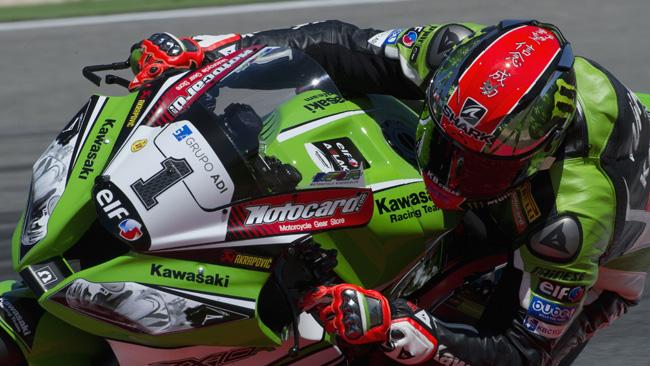 Tom Sykes con Kawasaki per altri due anni