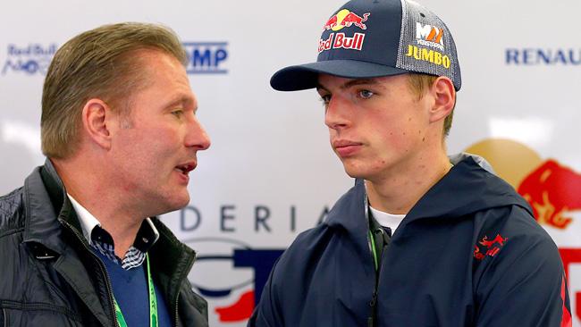 Max Verstappen girerà in settimana ad Adria