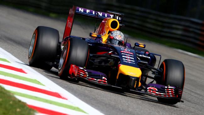 La Red Bull cambia ancora il telaio di Vettel