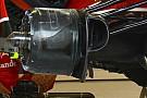Ferrari con i cestelli chiusi: a fuoco i freni di Kimi!