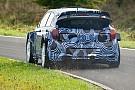 Hyundai: ecco il prototipo della nuova i20 WRC!